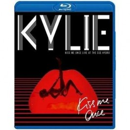 Kiss Me Once: Live At The SSE Hydro, Glasgow 2014 [Blu-ray+2CD]