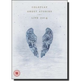 Ghost Stories Live 2014 [DVD+CD]