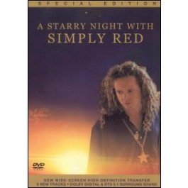 A Starry Night With Simply Red [DVD]