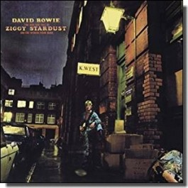 The Rise and Fall of Ziggy Stardust and the Spiders From Mars [CD]