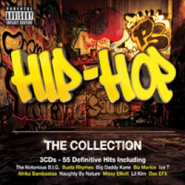 Hip-Hop - The Collection [3CD]