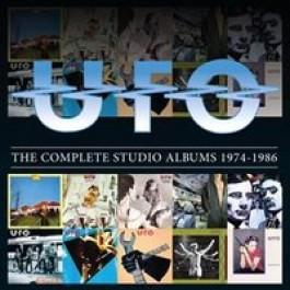 The Complete Studio Albums 1974-1986 [Box Set] [10CD]