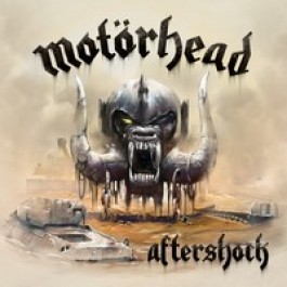 Aftershock [CD]