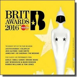 Brit Awards 2016 [3CD]