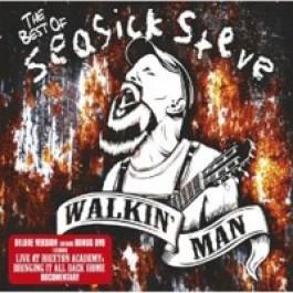 Walkin' Man: The Best of Seasick Steve [CD+DVD]