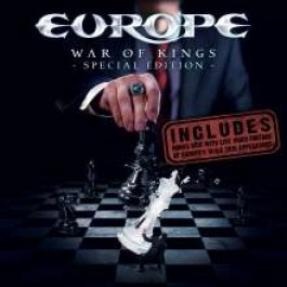 War of Kings [Special Deluxe Edition] [CD+DVD+Blu-ray]
