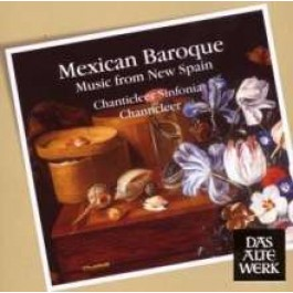 Mexican Baroque [CD]