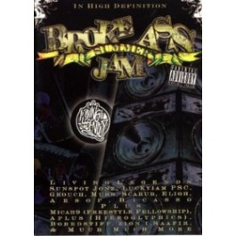 Broke Ass Summer Jam [DVD+CD]