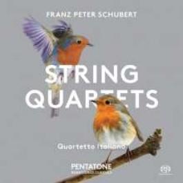 String Quartets [SACD]