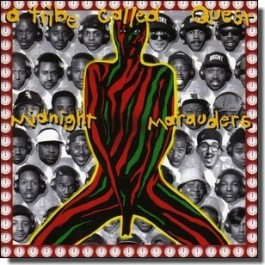 Midnight Marauders [CD]