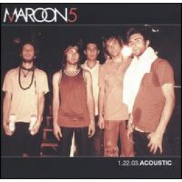 1.22.03.Acoustic EP [CD]