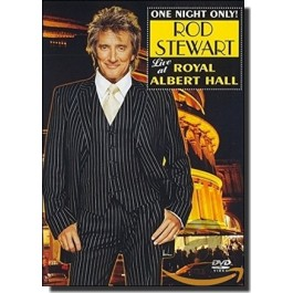 One Night Only: Rod Stewart Live at Royal Albert Hall [DVD]