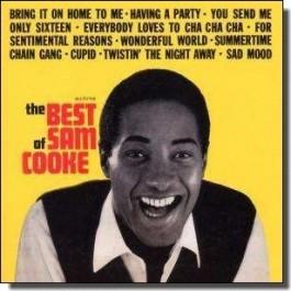 The Best of Sam Cooke [CD]