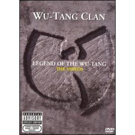 The Legend of the Wu-Tang: The Videos [DVD]