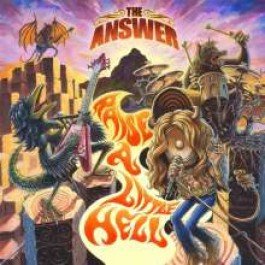 Raise A Little Hell [CD]