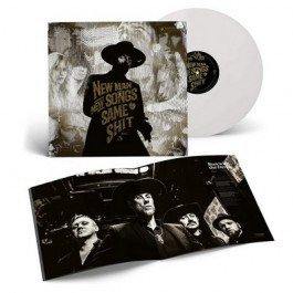 New Man, New Songs, Same Shit Vol. 1 [White Vinyl] [LP]