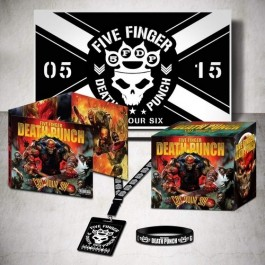 Got Your Six [Limited Box Set] [CD]