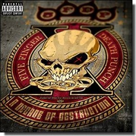 A Decade of Destruction [CD]