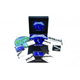 Ride the Lightning [Deluxe Box] [4LP+6CD+DVD]