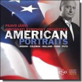 American Portraits [CD]