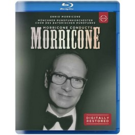 Morricone conducts Morricone [Blu-ray]