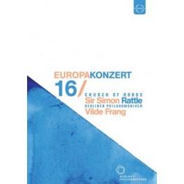 "Europakonzert 2016 ""Church of Roros"" [DVD]"