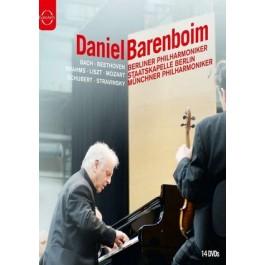Daniel Barenboim Box [14DVD]