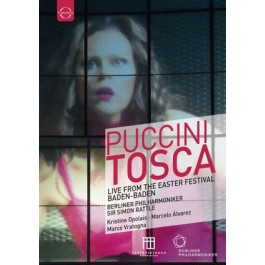 Tosca: Live from the Easter Festival [DVD]