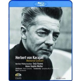 Herbert von Karajan Memorial Concert [Blu-ray]