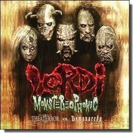 Monstereophonic - Theaterror vs. Demonarchy [Digipak] [CD]