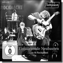 Live At Rockpalast 1990 [CD+DVD]