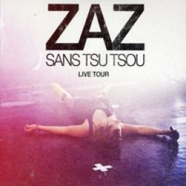 Sans Tsu Tsou - Live Tour [CD+DVD]