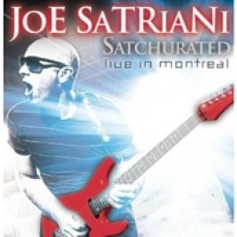 Satchurated: Live in Montreal [2CD]