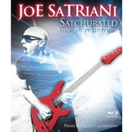 Satchurated: Live in Montreal [Blu-ray]