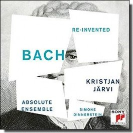 Bach Re-invented [CD]