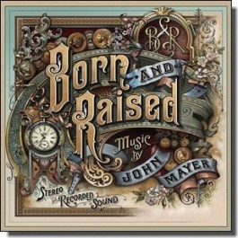 Born and Raised [CD]