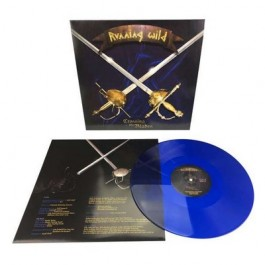 Crossing the Blades EP [Translucent Blue Vinyl] [12inch]