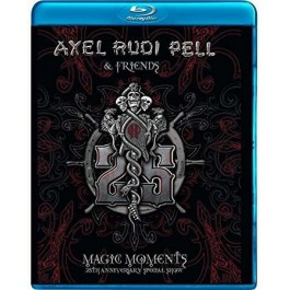 Magic Moments [25th Anniversary Special Show] [Blu-ray]