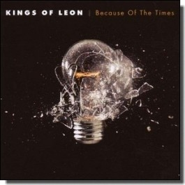 Because of the Times [CD]