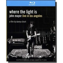 Where The Light Is: John Mayer Live In Los Angeles [Blu-ray]