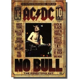 No Bull: Live - Plaza De Toros, Madrid [DVD]