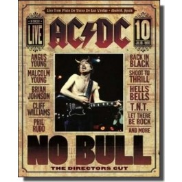 No Bull: Live - Plaza De Toros, Madrid [Blu-ray]