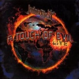A Touch of Evil - Live [CD]