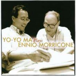 Plays Ennio Morricone [CD]