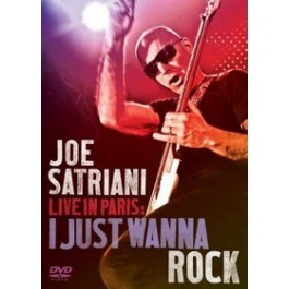 Live in Paris: I Just Wanna Rock [DVD]