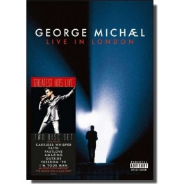 Live In London [2DVD]