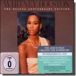 Whitney Houston [25th Anniversary Deluxe Edition] [CD+DVD]
