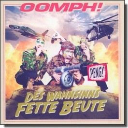 Des Wahnsinns Fette Beute [CD]