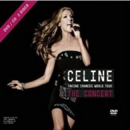 Taking the Chances World Tour: The Concert [CD+DVD]
