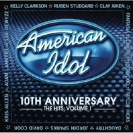 American Idol 10th Anniversary - The Hits Vol. 1 [CD]